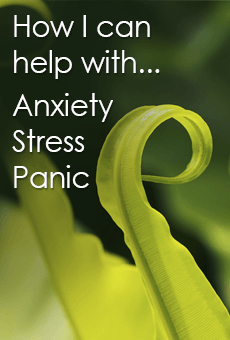 Anxiety help with Hypnotherapy